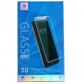 Mocolo 3D Tvrzené Sklo Black pro iPhone Xs Max / 11 Pro Max