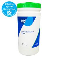 Antibakteriálne vlhčené obrúsky Pal TX, 200ks