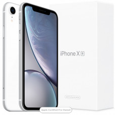Apple iPhone Xr 128GB White (Apple Certified Pre-Owned)