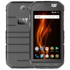 Caterpillar CAT S31 Dual SIM Black