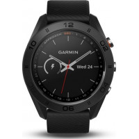 Garmin Approach S60 Black with Black Band