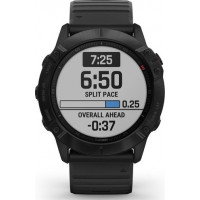 Garmin fēnix6X Pro Black with Black Band
