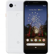 GOOGLE Pixel 3a 4GB/64GB Single SIM Clearly White