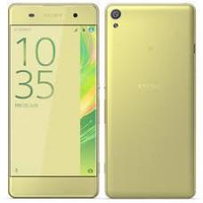Sony Xperia XA Single Sim Lime Gold