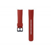 ET-YSU81MRE Samsung Watch Silikonový Řemínek 20mm Red (EU Blister)