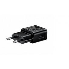 Samsung USB Cestovná nabíjačka EP-TA200EBE Black (Bulk)