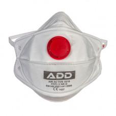 ADD Air Active 5510 NR D Respirátor FFP3 V 25ks/bal
