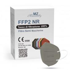 Manreally MZ Respirátor FFP2 NR šedý 1ks/bal
