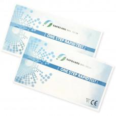 Safecare Bio-tech rýchlotest antigénu Covid-19 25ks/bal
