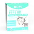 UYI OY-01 Respirátor FFP2 NR biely 1ks/bal