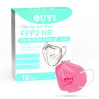 UYI OY-01 Respirátor FFP2 NR ružový 1ks/bal