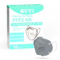UYI OY-01 Respirátor FFP2 NR šedý 1ks/bal