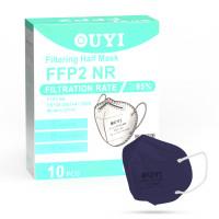 UYI OY-01 Respirátor FFP2 NR tmavofialový 1ks/bal