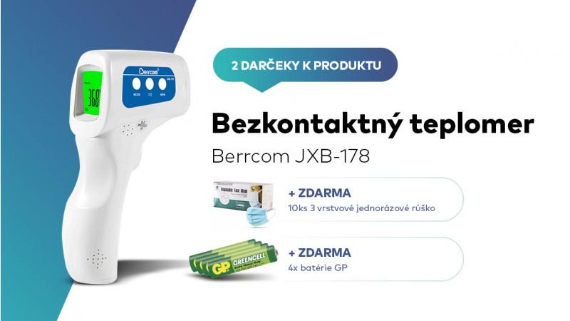 Bezkontaktný infračervený teplomer Berrcom JXB-178