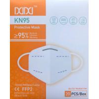 CONNECT-ME Respirátor FFP2 / KN95 20ks/bal