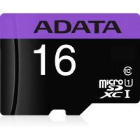 ADATA Premier microSDXC UHS-I Class10 16GB + Adaptér