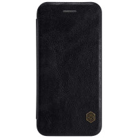 Nillkin Qin Book Pouzdro pro iPhone 7 / 8 / SE (2020) Black