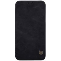 Nillkin Qin Book Pouzdro Black pro iPhone X / Xs