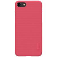 Nillkin Super Frosted Zadní Kryt pro iPhone 7 / 8 / SE (2020) Red