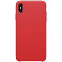 Nillkin Flex Pure Liquid Silikonové Pouzdro Red pro iPhone X / Xs