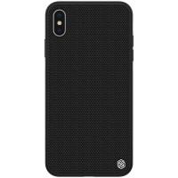 Nillkin Textured Hard Case Black pro iPhone X / Xs