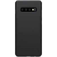 Nillkin Super Frosted Zadní Kryt pro Samsung Galaxy S10+ Black