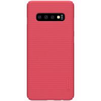 Nillkin Super Frosted Zadní Kryt pro Samsung Galaxy S10+ Red