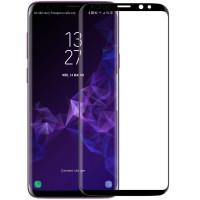 Nillkin Tvrzené Sklo 3D DS+ MAX Black pro Samsung G965 Galaxy S9+