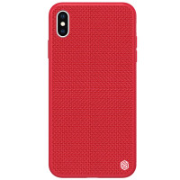 Nillkin Textured Hard Case pro iPhone X / Xs Red