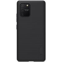 Nillkin Super Frosted Zadní Kryt pro Samsung Galaxy S10 Lite Black