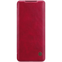 Nillkin Qin Book Pouzdro pro Samsung Galaxy S20+ Red