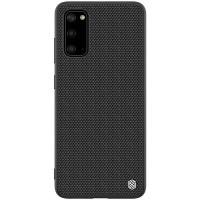 Nillkin Textured Hard Case pro Samsung Galaxy S20 Black