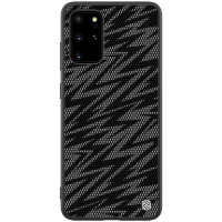 Nillkin Twinkle Zadní Kryt pro Samsung Galaxy S20+ Black