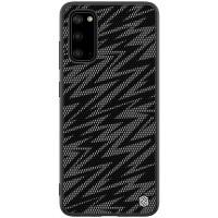 Nillkin Twinkle Zadní Kryt pro Samsung Galaxy S20 Black