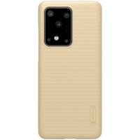 Nillkin Super Frosted Zadní Kryt pro Samsung Galaxy S20 Ultra Gold