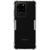Nillkin Nature TPU Kryt pro Samsung Galaxy S20 Ultra Transparent