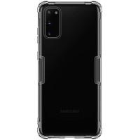 Nillkin Nature TPU Kryt pro Samsung Galaxy S20 Grey