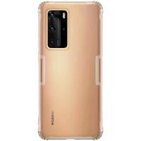 Nillkin Nature TPU Pouzdro pro Huawei P40 Pro Grey