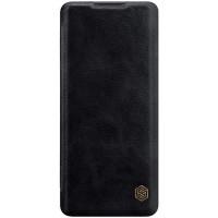 Nillkin Qin Book Pouzdro pro OnePlus 8 Pro Black