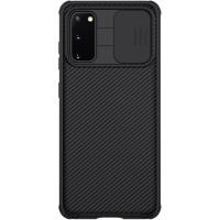 Nillkin CamShield Zadní Kryt pro Samsung Galaxy S20 Black