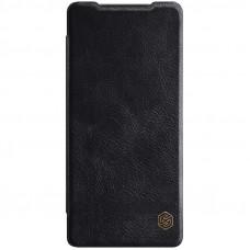 Nillkin Qin Book Pouzdro pro Samsung Galaxy Note20 Black