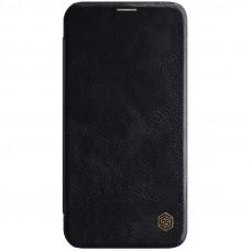 Nillkin Qin Book Pouzdro pro iPhone 12 Max / 12 Pro Black