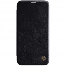 Nillkin Qin Book Pouzdro pro iPhone 12 Pro Max Black