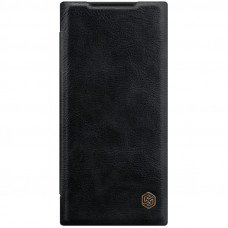 Nillkin Qin Book Pouzdro pro Samsung Galaxy Note20 Ultra Black