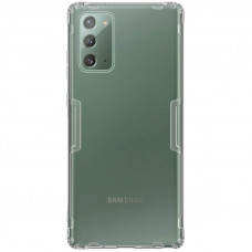 Nillkin Nature TPU Kryt pro Samsung Galaxy Note20 Grey