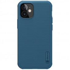 Nillkin Super Frosted PRO Zadní Kryt pro iPhone 12 mini Blue