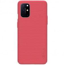Nillkin Super Frosted Zadní Kryt pro OnePlus 8T Bright Red