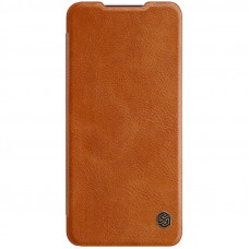 Nillkin Qin Book Pouzdro pro Samsung Galaxy A32 5G Brown
