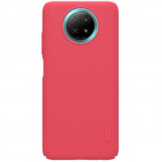 Nillkin Super Frosted Zadní Kryt pro Xiaomi Redmi Note 9T Bright Red