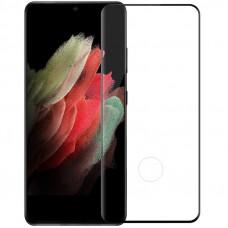 Nillkin Tvrzené Sklo 3D CP+ MAX Black pro Samsung Galaxy S21 Ultra 5G